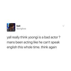 """3,348 Likes, 56 Comments - @yoonginized on Instagram: """"REALLY THO"""""""