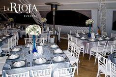 En La Rioja Eventos te ofrecemos renta de calentadores para que tus invitados tengan la mejor experiencia, llámanos al 4436900863