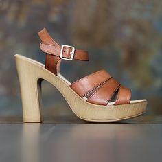 Sandalias de Tacón para Mujer Break&Walk