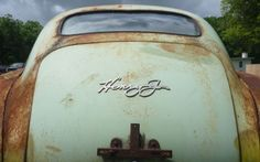 Untouched 1953 Henry J