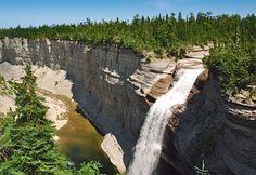 Île d'Anticosti,Québec. Destinations, Canada, Parc National, Montreal, Alaska, Waterfalls, Places, Outdoor, Places To Visit