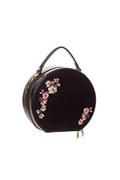 Banned Dreamy Round Bag - Black / One Size