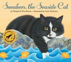 Buy Sneakers the Seaside Cat by Margaret Wise Brown at Mighty Ape NZ. Sneakers saw something. It was yellow and pink on the outside. Then he crept up to it and peeked in. On Sneakers' first trip to the seaside, hi. Cat Lover Gifts, Cat Gifts, Cat Lovers, Second Grade Books, Book Reviews For Kids, Margaret Wise Brown, Good Night Moon, Children's Literature, Childrens Books