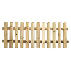 Cerca de madeira - MUSTANG 80X180 - Leroy Merlin