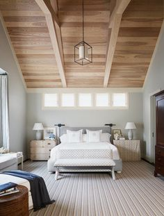 Neutrals! Bedroom from Dillon Kyle Architecture. #laylagrayce #bedroom