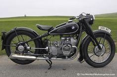 1937 BMW R6 #motorcycles #Phuket #Thailand