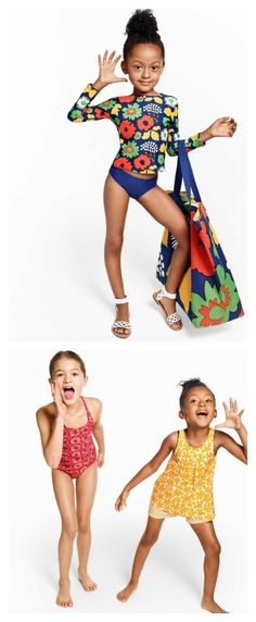 We're loving the adorable kids clothing in the new Marimekko for Target collaboration.