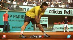 Rafael Nadal in Top Spin 4