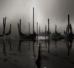 Venetian Winter by rastaschas, via 500px