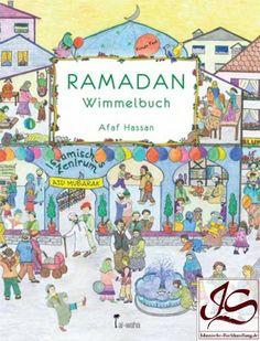 Ramadan - Wimmelbuch: Amazon.de: Afaf Hassan, Al-Waha: Bücher