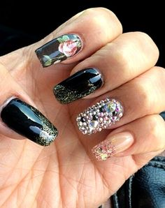Pretty Nails on We Heart It