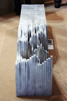 Danah Al Kubaisy, 'D-Bench'. College of Architecture, Art and Design, American University of Sharjah. UAE.