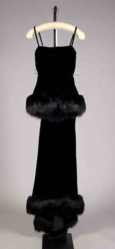 Norman Norell | Evening dress | American | The Met