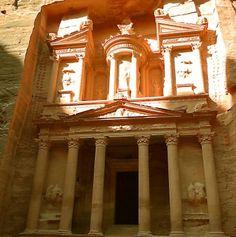 Al Kazneh - The Treasury - Petra, Jordan