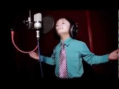 Kids Talent - Amazing 4 Years Old Sings I WILL ALWAYS LOVE YOU by Whitney Houston - Crossmap Christian Video