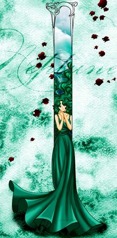 SAILOR MOON / Sailor Neptune