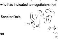 Whose Enormous Chicken Boner Did Bill Clinton Draw?