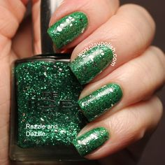 Cute for a christmas or st. pattys day