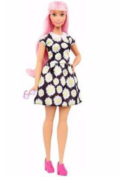 Barbie® Fashionistas® Doll 48 Daisy Pop - Curvy | The Barbie Collection