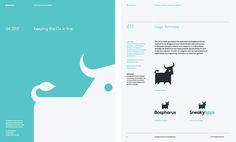 Bosphorus Logo and Identity Design | StockLogos.com