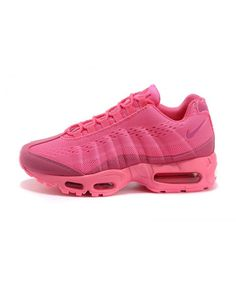 8abff72733d0 Pink Nike Air Max 95 EM Engineer Mesh Trainers Air Max 95 Pink