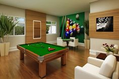 Wooden Board Games, Man Cave Room, Billiard Room, Entertainment Room, Booth Design, Home Theater, Bedroom Themes, Game Room, Sweet Home