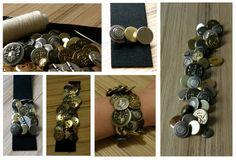 DIY- Armband met knopen