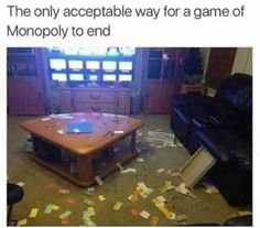 monopoly when was the last tyme you PLAYED? Funny Relatable Memes, Funny Posts, Funny Quotes, Hilarious Memes, True Memes, Memes Humor, Really Funny, The Funny, Stupid Funny