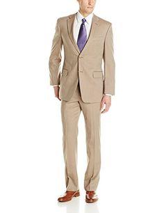 Tommy Hilfiger Men's Nathan Two-Button Trim-Fit Suit