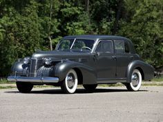 1940 Cadillac Sixty Special (6019S)