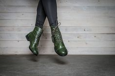 PANDORA Original boot via Ten Points webshop. Available in #tictailny pop up store. Love green!