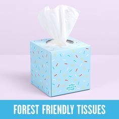 12 Boxes of Forest Friendly Tissues - NEW!