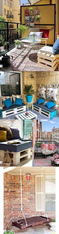 Aranżacja Balkonu. Proste pomysły   green thinking – blog o projektowaniu ogrodów