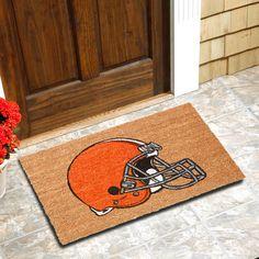 Cleveland Browns Historic Logo Coir Door Mat - $19.99