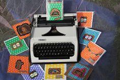 Muffin ink portfolio: Birthday greetings galore