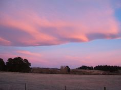 Sun Rise North Canterbury New Zealand ..Not For Sale .......
