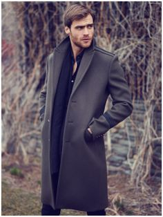 JEFFREY RÜDES Fall Winter 2015 Mens Look Book - Otoño Invierno #Menswear…