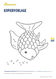 Vorschule Basteln Sommer – Rebel Without Applause Cartoon Coloring Pages, Animal Coloring Pages, Coloring Sheets, Printable Crafts, Templates Printable Free, Rainbow Fish Coloring Page, Baby Seahorse, Rainbow Fish Crafts, Beloved Book