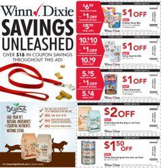 Does winn dixie take printable coupons
