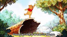 Super quotes disney winnie the pooh i love ideas Winnie The Pooh Quotes, Winnie The Pooh Friends, Disney Winnie The Pooh, Disney Love, Walt Disney, Disney Magic, Pooh Bear, Eeyore, Tigger