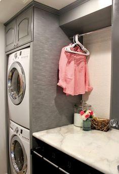 Stunning Small Laundry Room Design Ideas 09