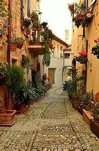 old italian homes