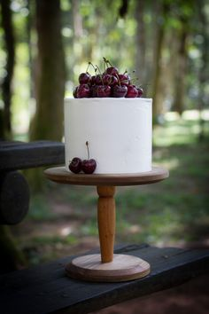 Bolo Floresta Negra Clássico   Classic Black Forest Cake