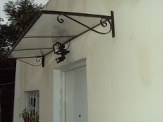 Pergola Kits With Canopy Living Room Partition Design, Room Partition Designs, Window Shutters Exterior, Porch Veranda, Window Box Flowers, Window Fitting, Wrought Iron Decor, Door Canopy, Grill Design