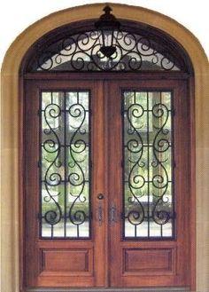 Front doors :)
