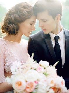 Съемка с моего воркшопа, посвященного свадебной фотографии в стиле Fine Art