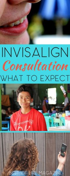 Wondering what to expect at an Invisalign consultation? Let us walk you through the experience step by step. What is Invisalign | Invisalign vs Braces | Invisalign Tips | Orthodontics What to Expect #AD #InvisalignMom Invisalign Vs Braces, Orthodontics, Life Magazine, Better Life, Tricks, Lifestyle Blog, Wellness, Good Things