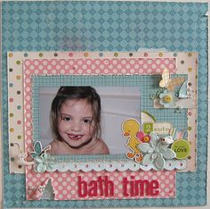 Bath+Time - Scrapbook.com