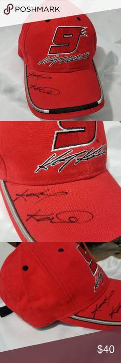NWOT Kasey Kahne Autographed Dodge Nascar Hat Kasey Kahne Autographed Dodge Nascar Hat. New without tags. Accessories Hats