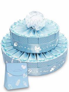 ♥ Baby Shower Favors ♥ A cute favor shower cake!